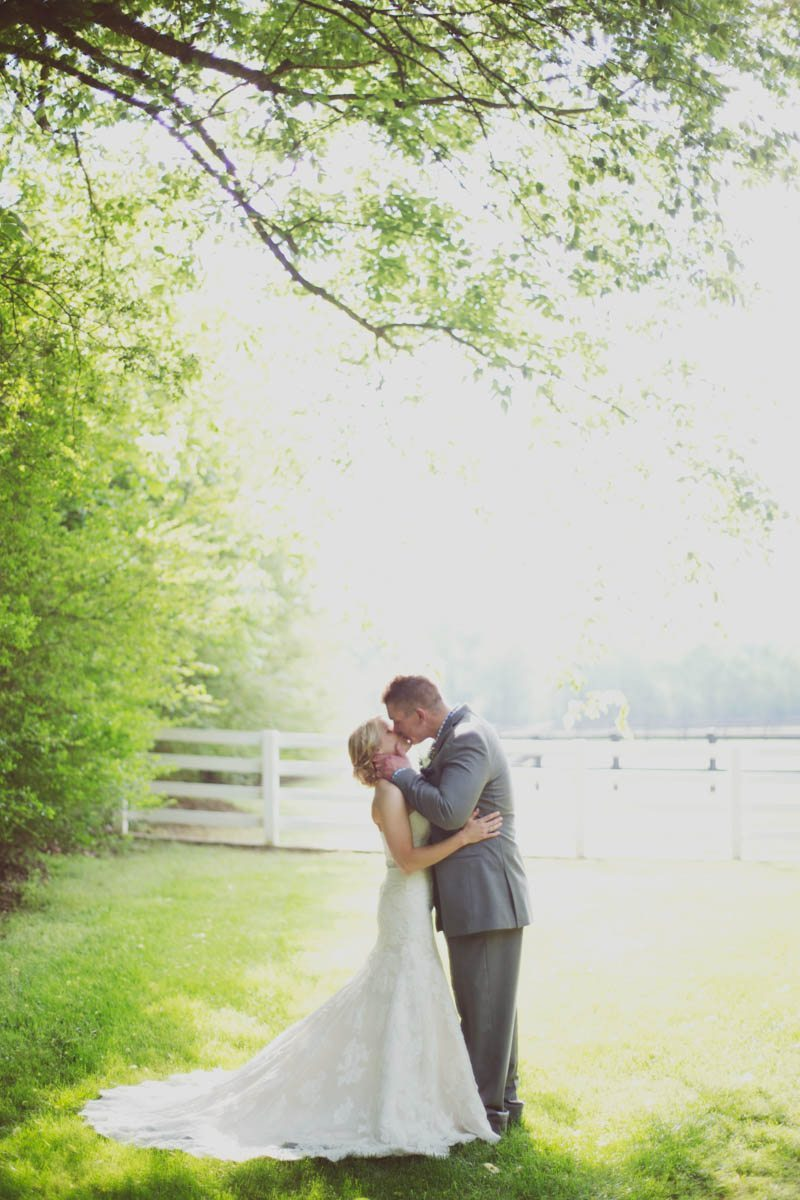 Organic Outdoor Wedding At Tolemac Farm In Jasper Ga Garden Wedding Venues In Georgia