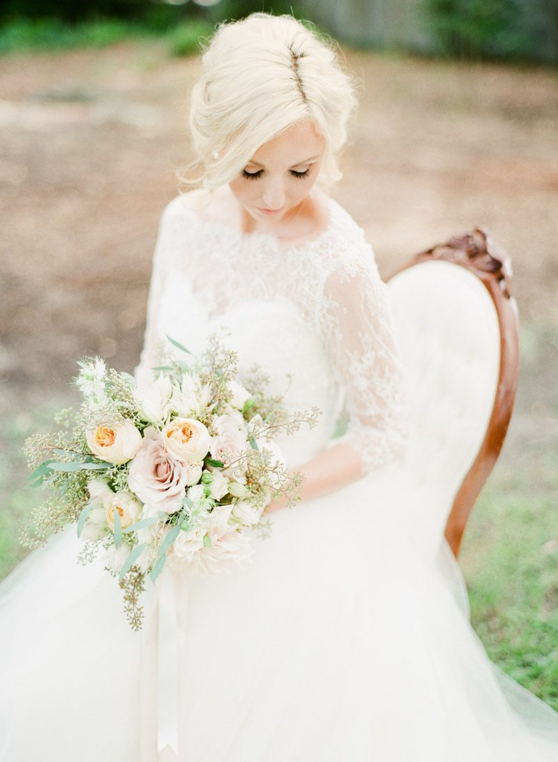 Lowcountry Love Wedding Inspiration At Lowndes Grove
