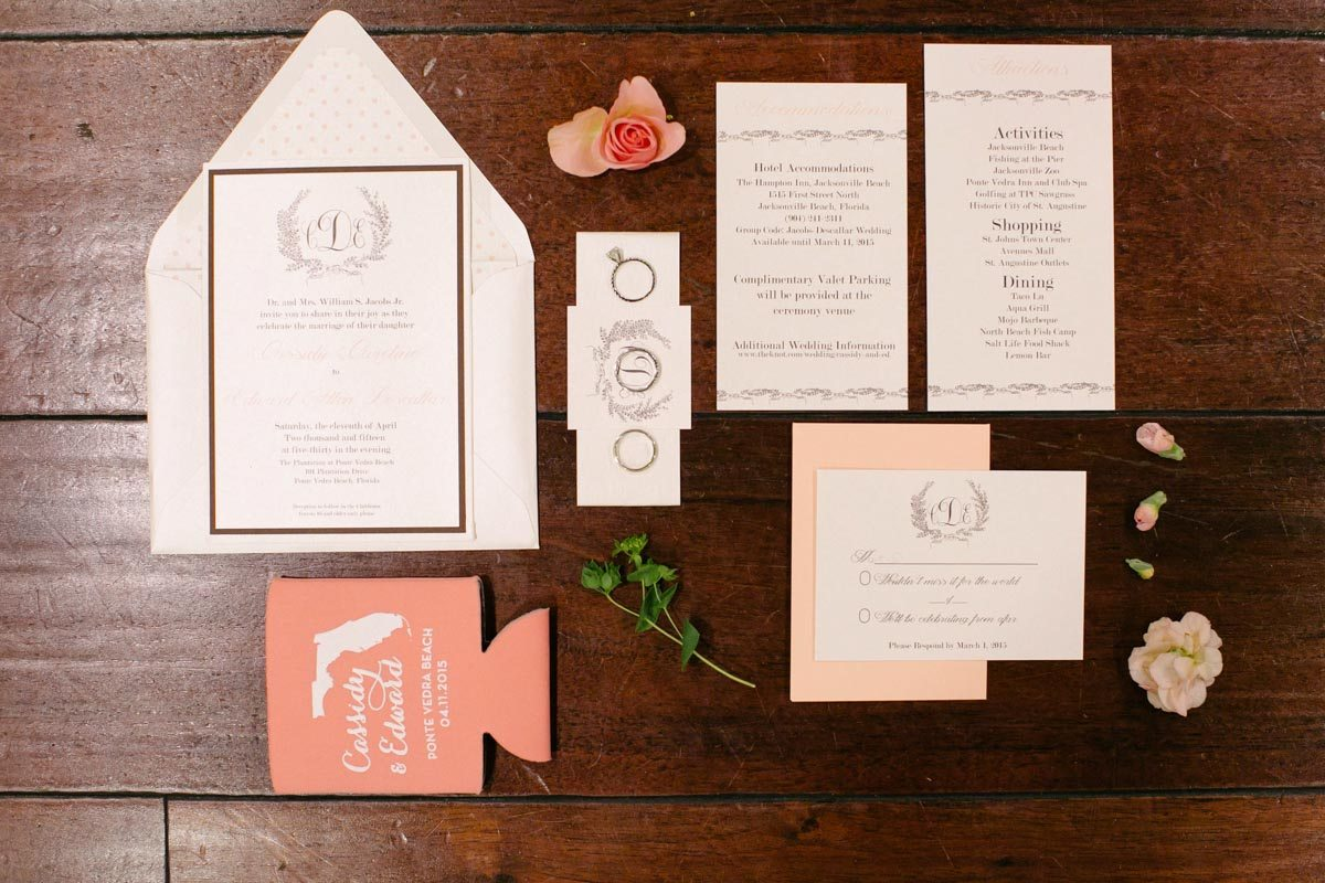 Wedding invitations and favors Ashley Steeby Photography Destination Weddings www.AshleySteeby.com | Asteeby@gmail.com