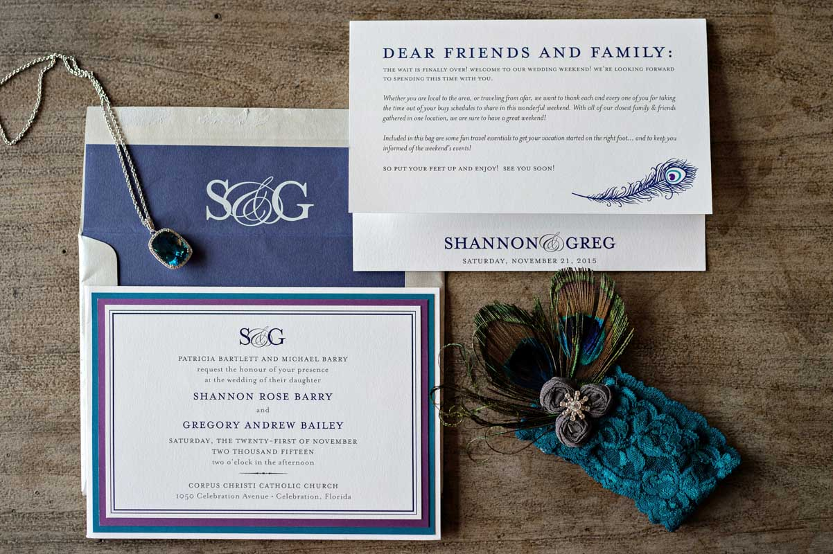 Peacock feather and dark blue invitations Barry_Bailey_Kristen_Weaver_Photography_KWPSGBA0148