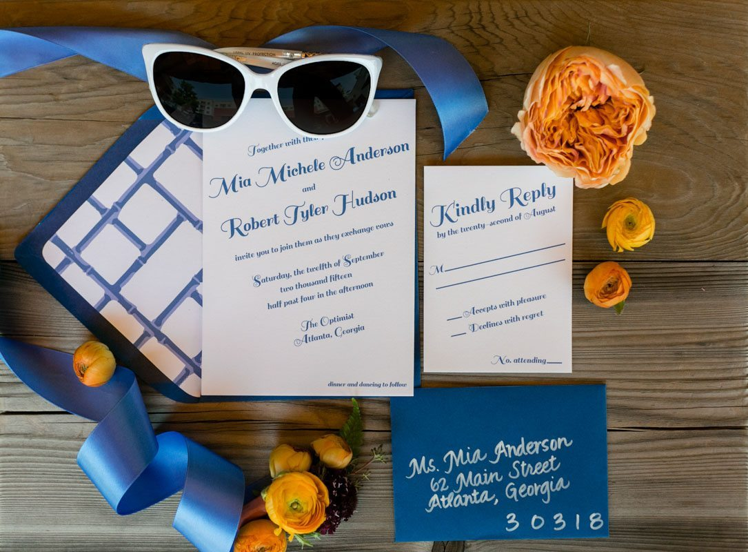 Preppy and Punchy Wedding Inspiration at The Optimist__JAshley_Photography_jashleyphotocom007