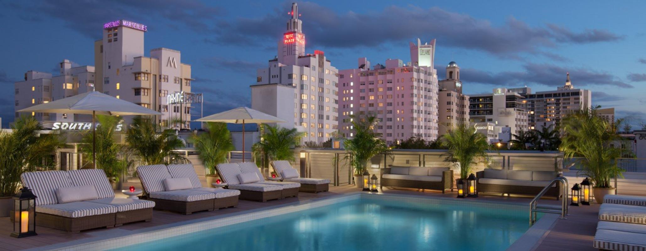 Orlando Rooftop Pools & Rooftop Pool Oasis At Four Seasons