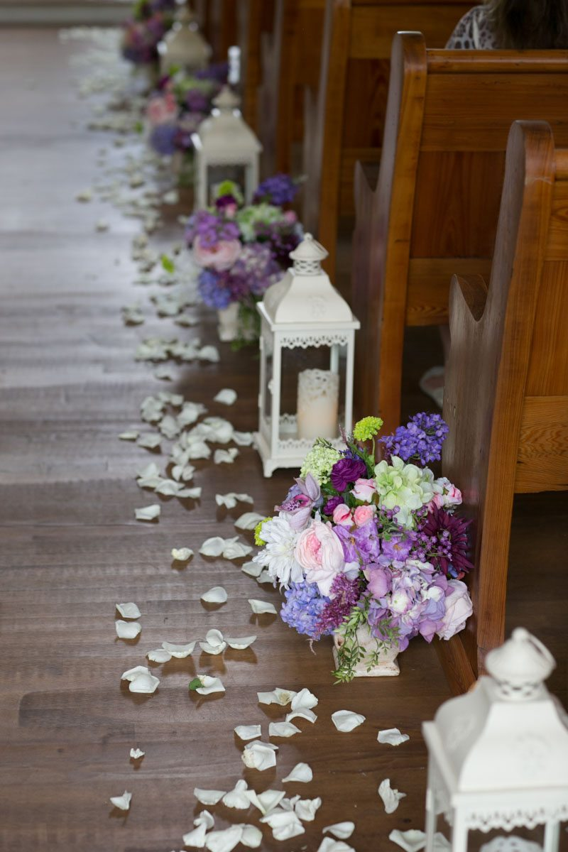 A Purple Dream Wedding At Cross Creek Ranch In Tampa Fl