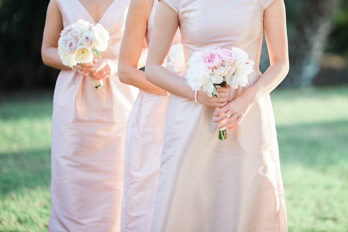 BRidesmaids boquests - Tara Tomlinson Photography