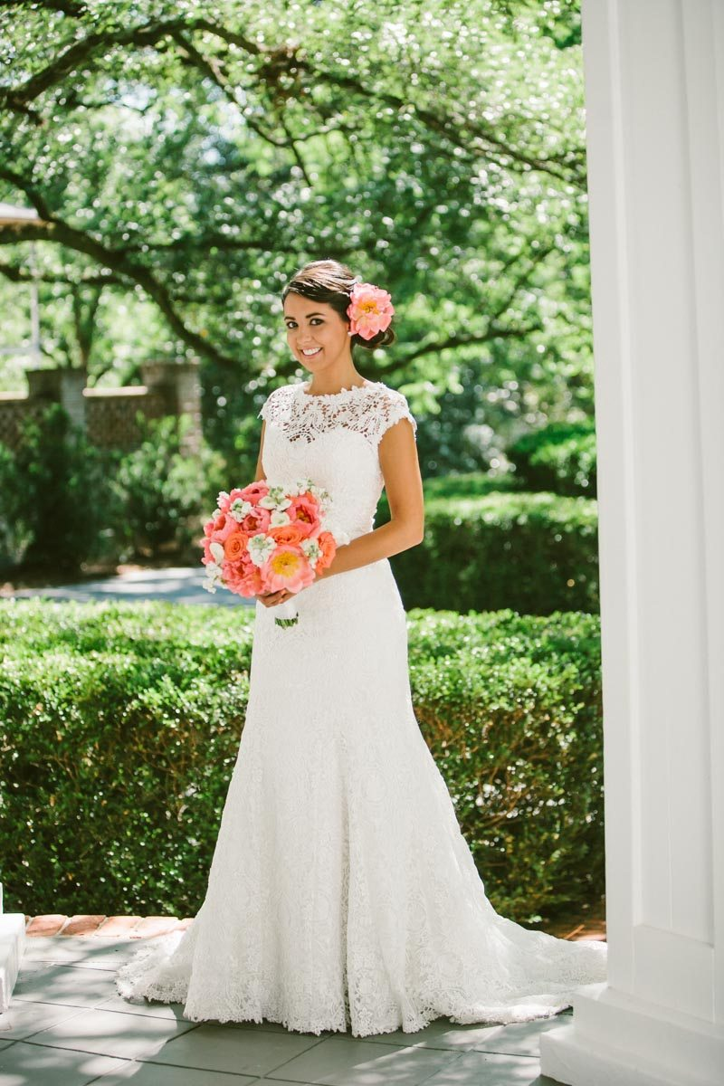 Bride All Ready - Mark Williams Studio Photography