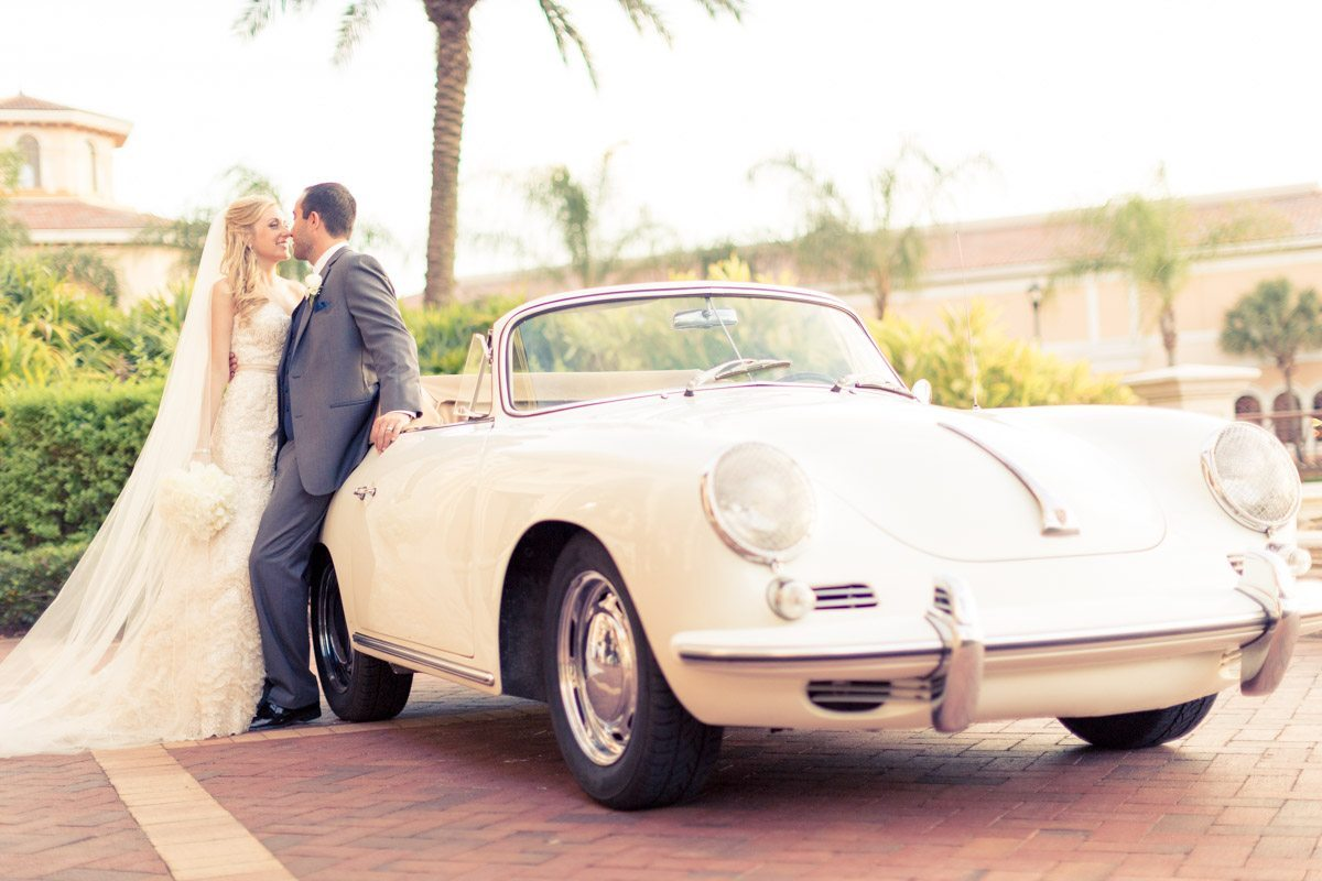 Bride and Groom next to exit car - Victoria_Angela_Photography_20130525calderonfizer0415