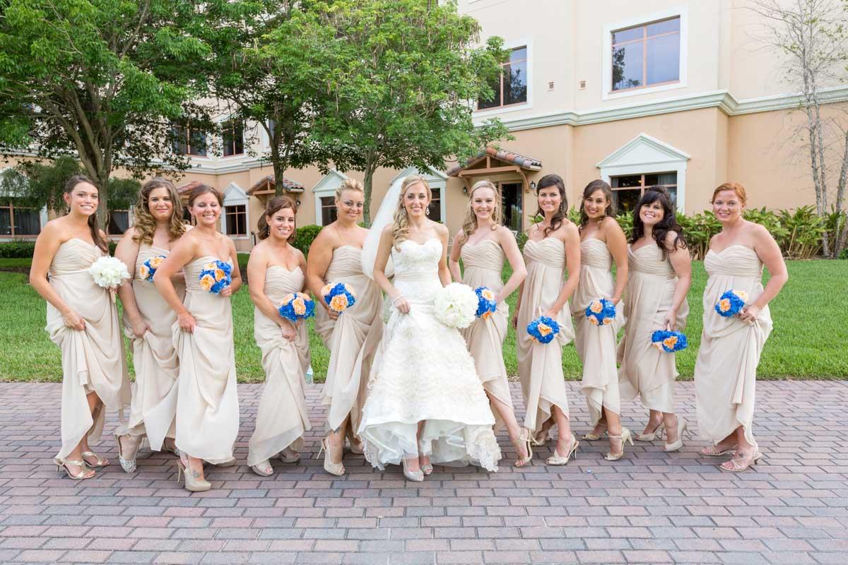 Bridemaids flashing their heels - Victoria_Angela_Photography_20130525calderonfizer0136