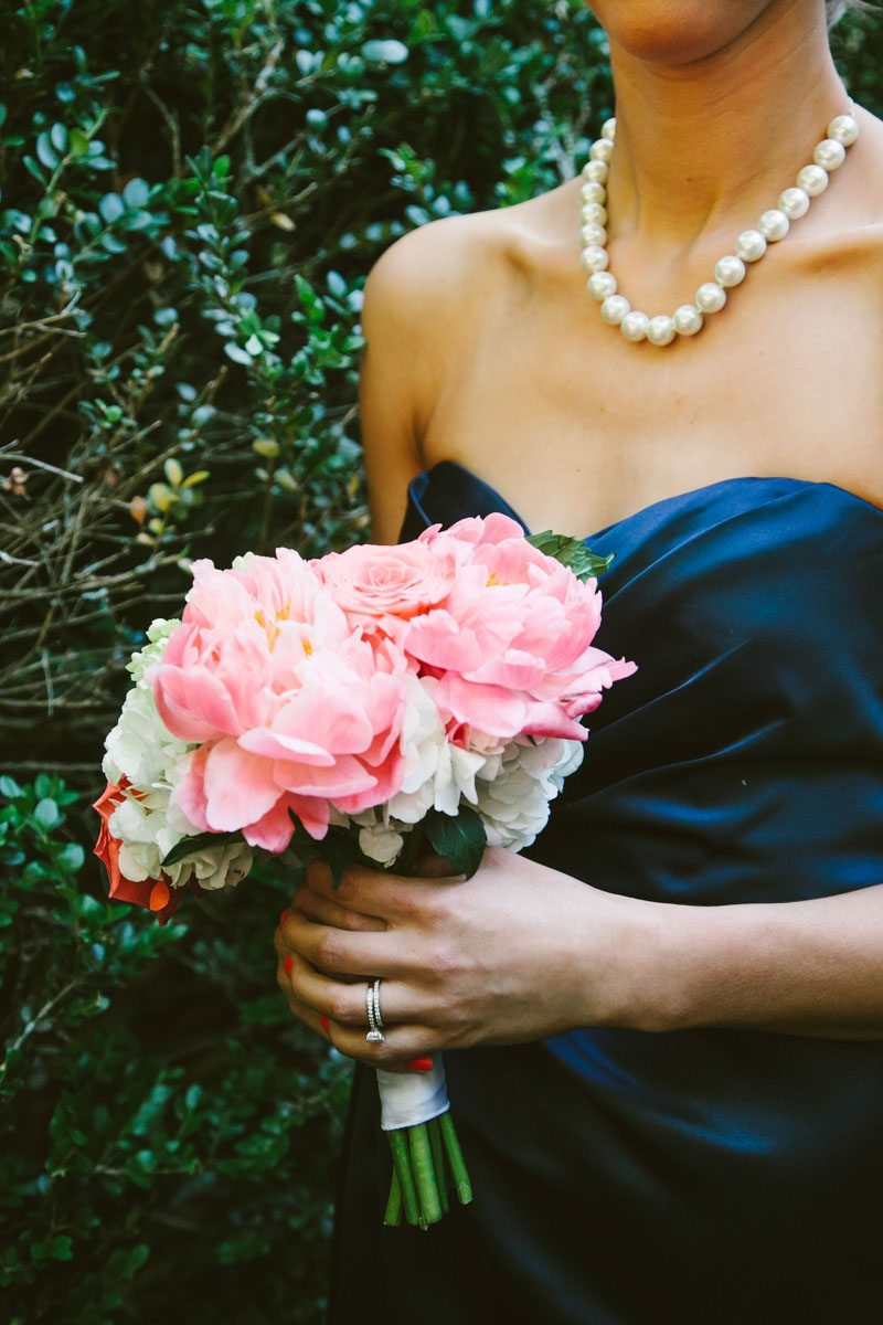 Bridesmaid Bouquet - Mark Williams Studio Photography