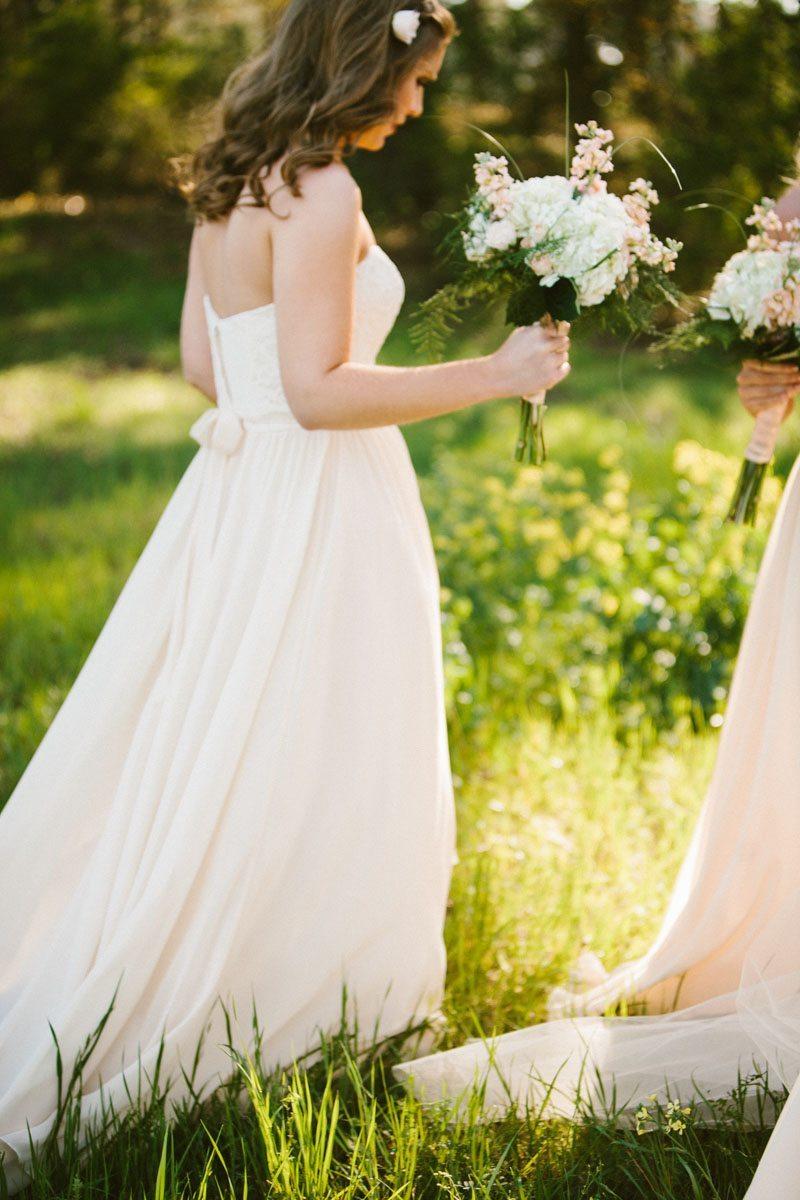 Bridesmaid walking dress ansleycarson-0389