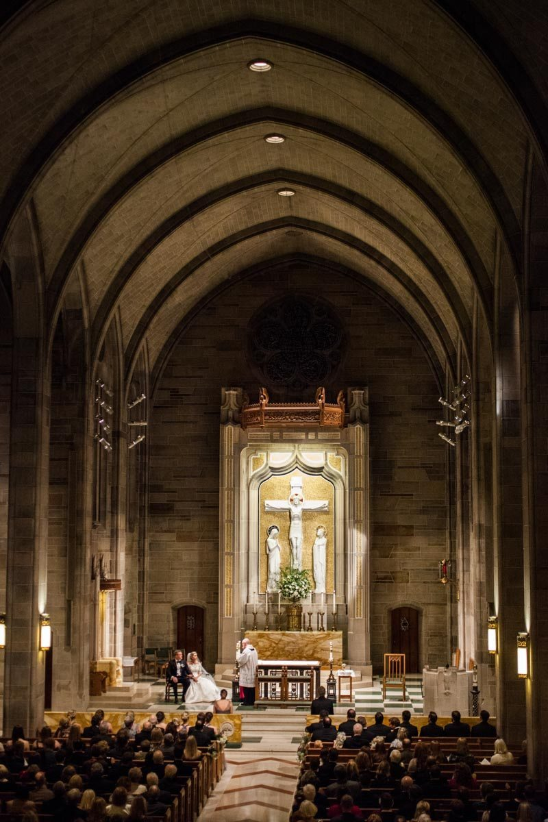 Cathederal long shot of ceremony Beavor_Case_Sharon_Theresa_Wheaton_20151114sharontheresawheaton1116