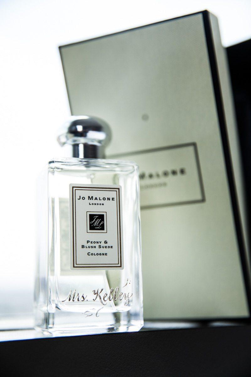 Engraved Perfume Bottle