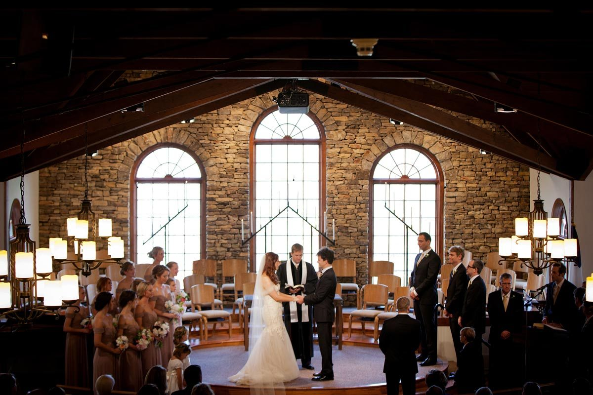 Exchanging Vows - Love Like Wedding