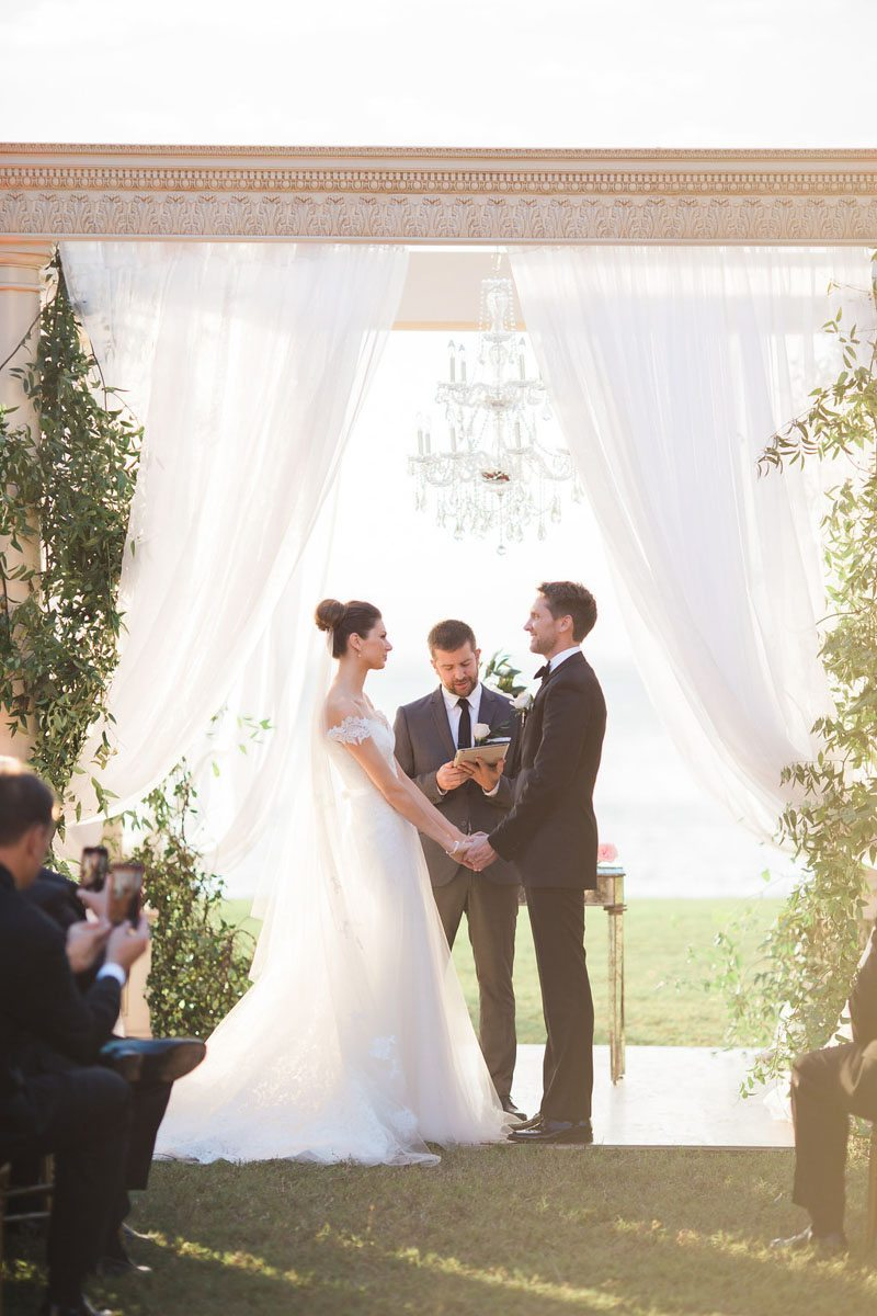 Exchanging vows - Tara Tomlinson PHotography