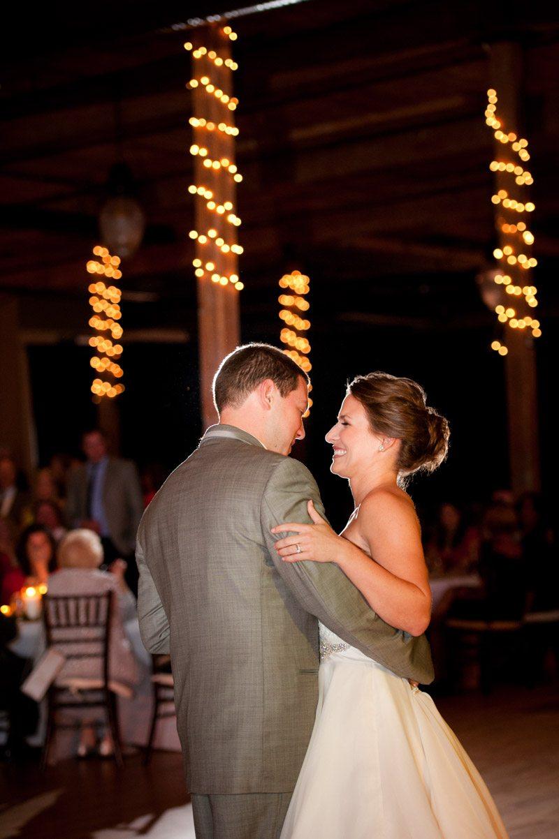 First Dance - Tessa Marie Weddings