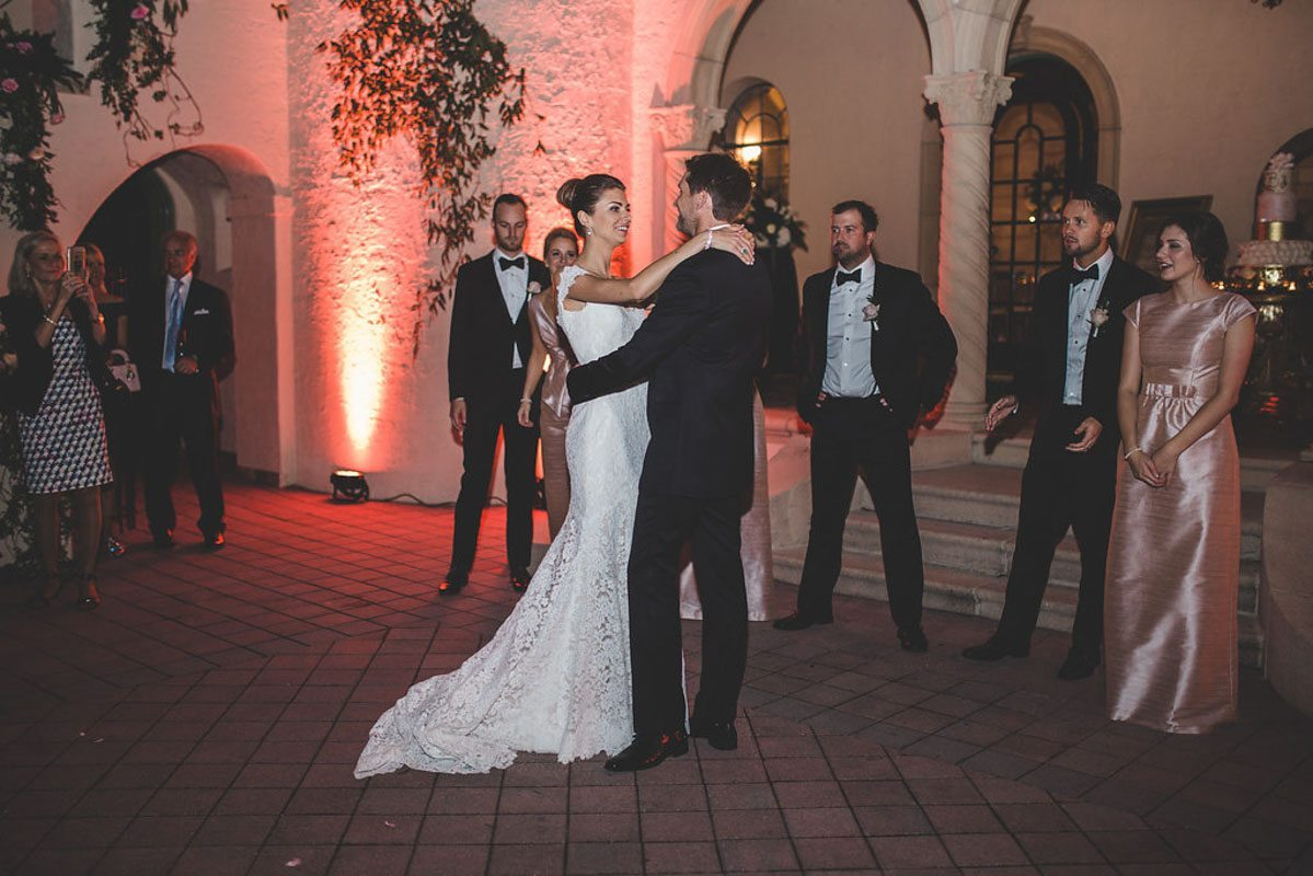 First dance under the moonlight - Tara Tomlinson Photography