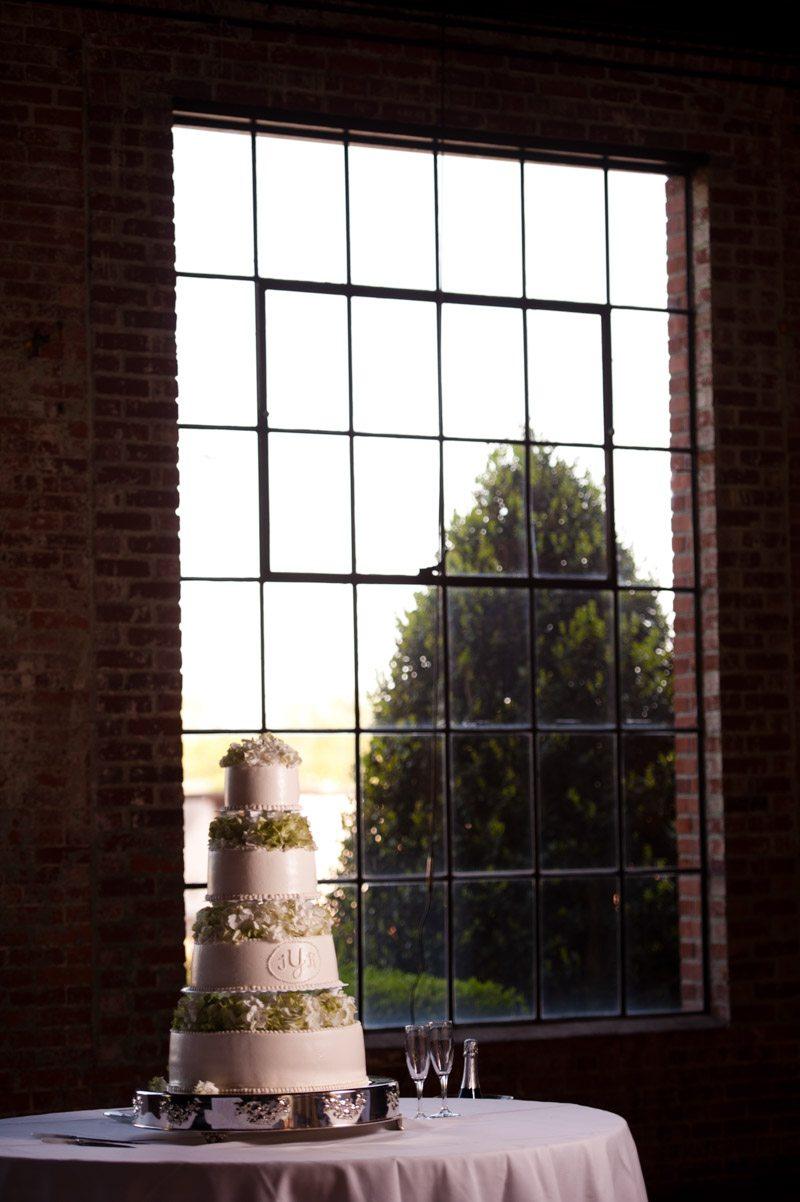 Four Tier Cake - Tessa Marie Weddings