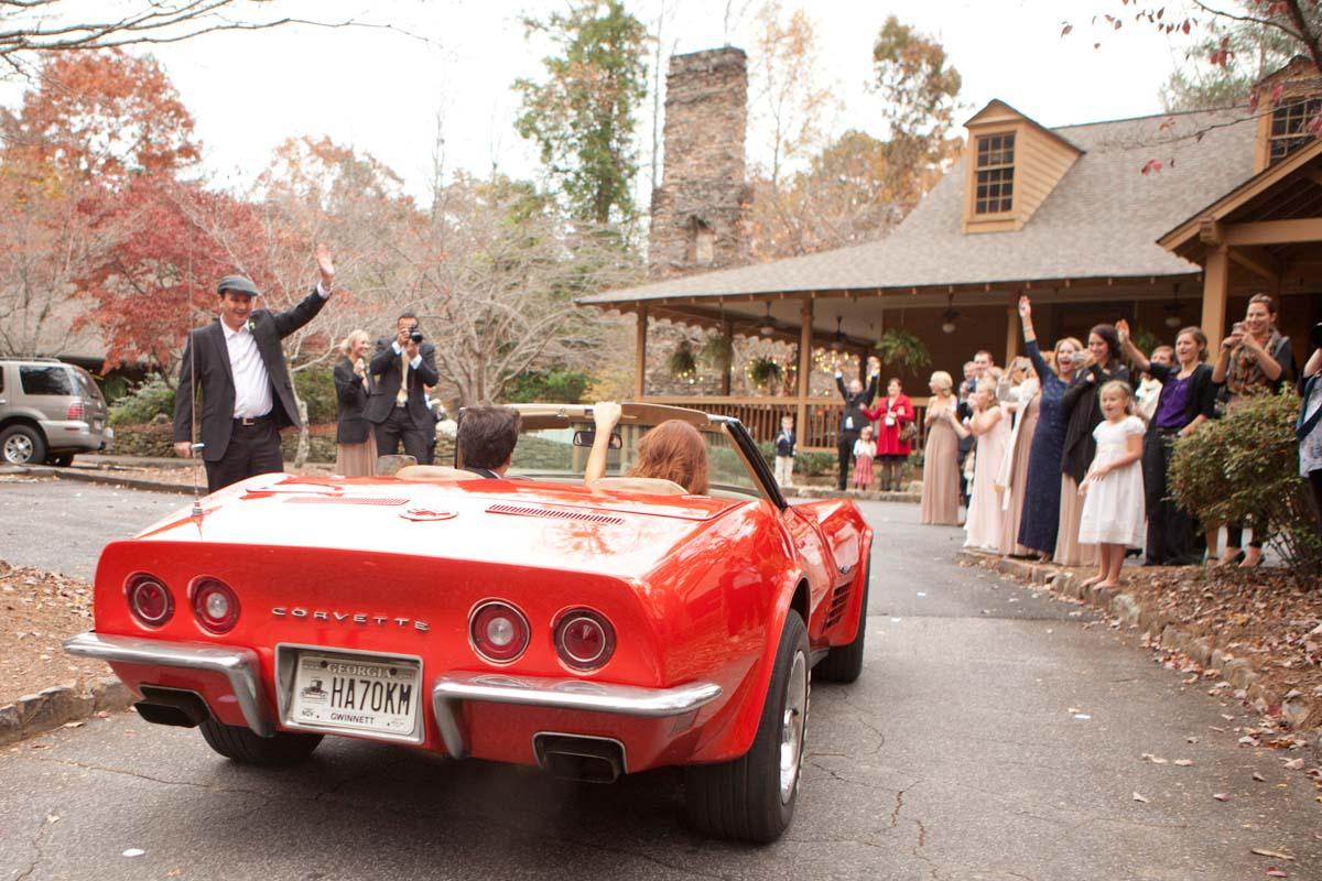 Grand Exit - Love Like Wedding