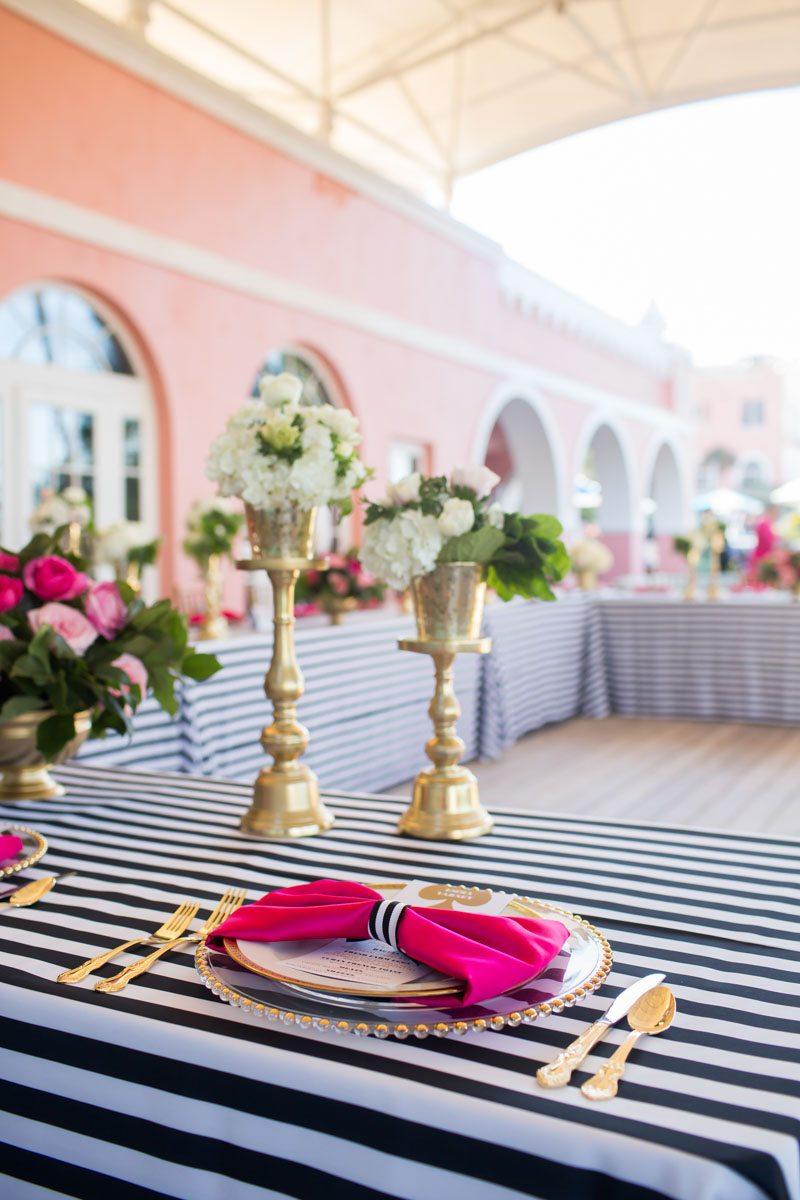 _Long shot of room gold candelabras and pink napkin Harper_Harper_Brandi_Image_Photography_77A9767