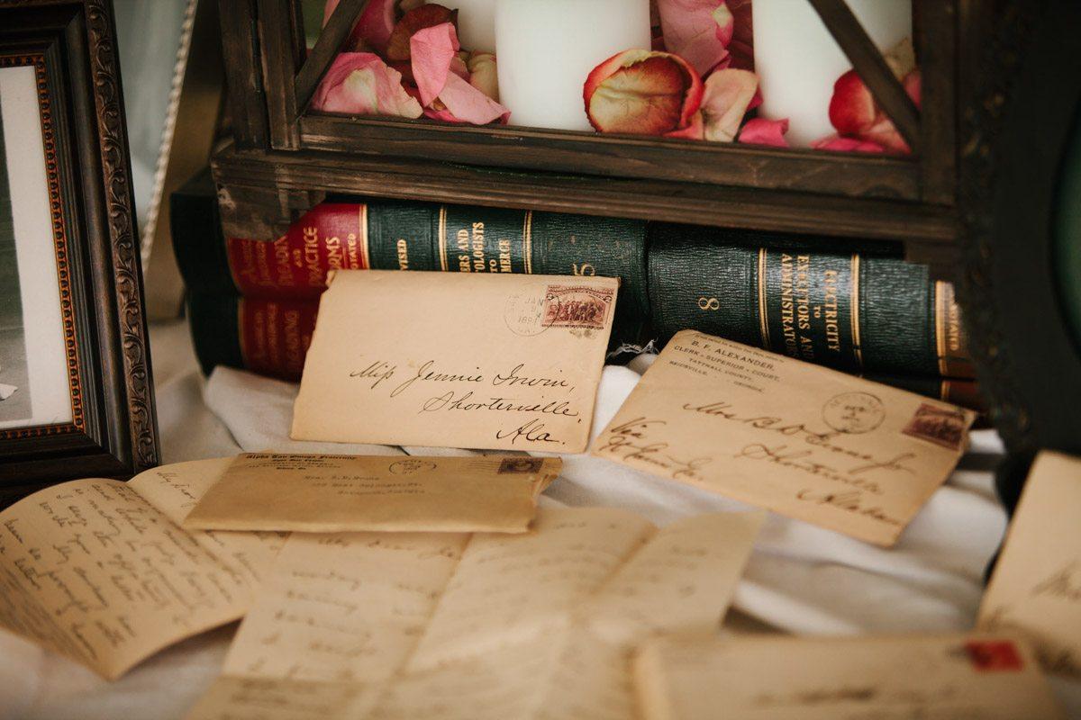 Old Time Envelopes