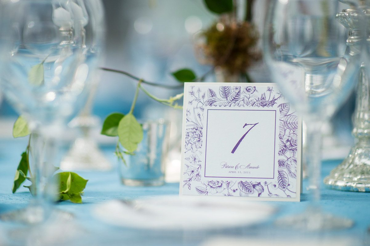 _Paper purple eception table number close up Diaz_Gonzalez_Kathy_Thomas_Photography_KathyThomasPhotographyGonzalez27