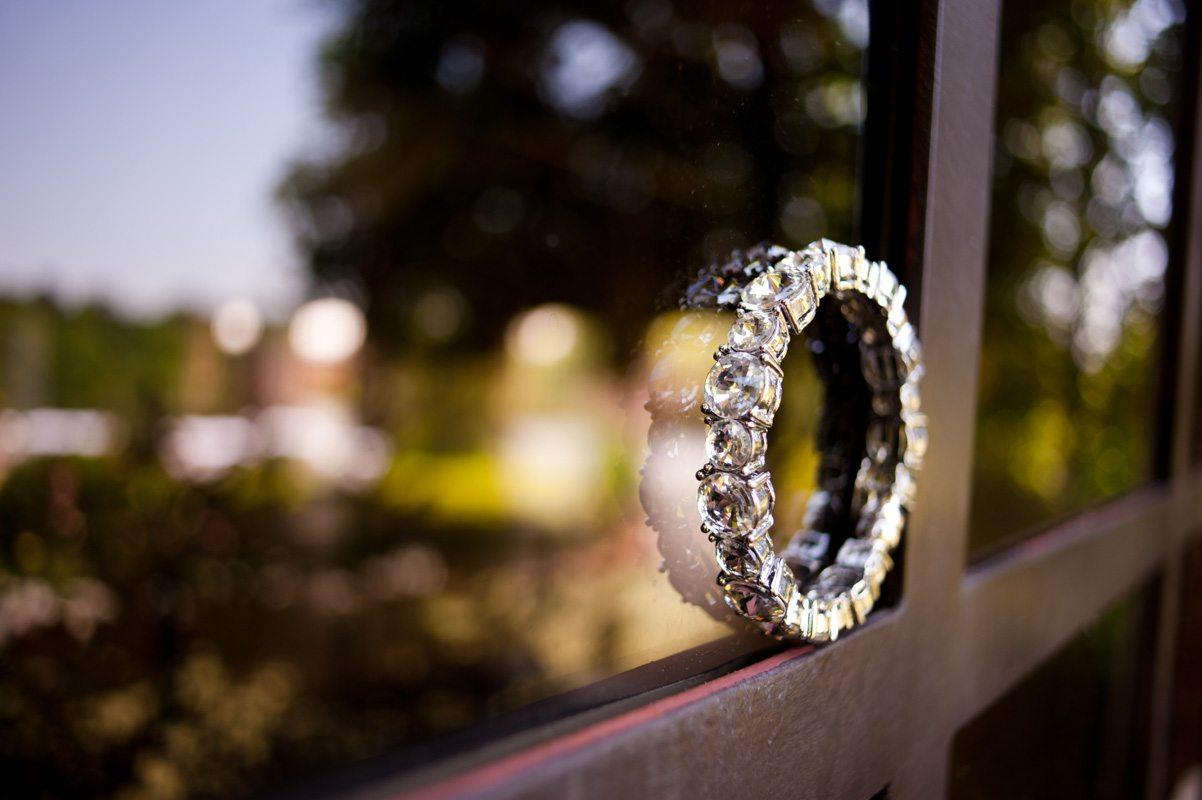 Ring in the Window - Tessa Marie Weddings