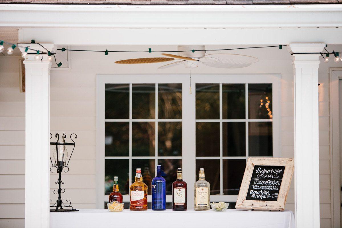 Signature Cocktails Bar