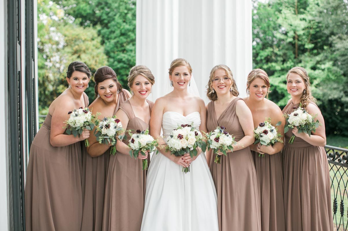 Endearing southern wedding at taylor grady house in athens for Wedding dresses in athens ga