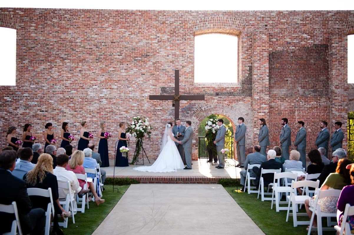 Wedding Ceremony - Tessa Marie Weddings