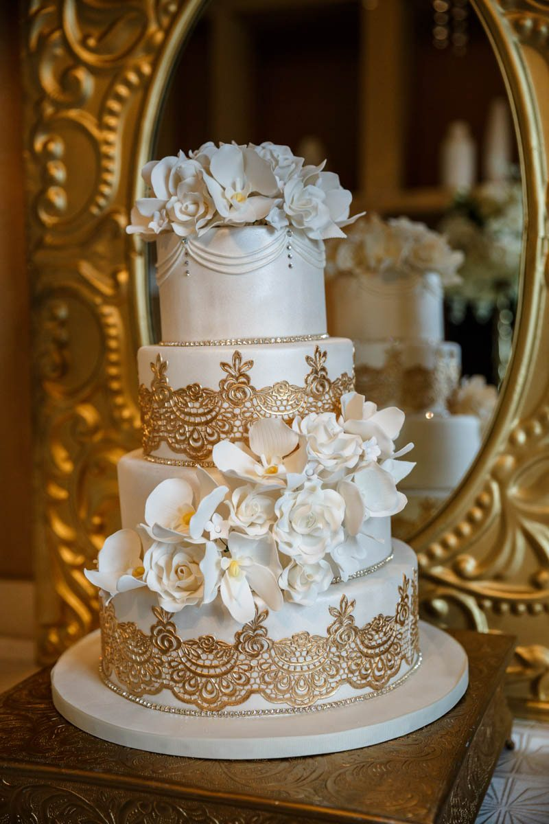 wedding cake makers in orlando florida modern amp glamorous wedding inspiration at the four seasons 23167