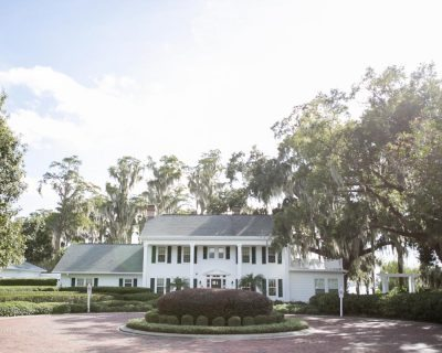 Cypress Grove Estate House An Elegant Wedding And Event Venue