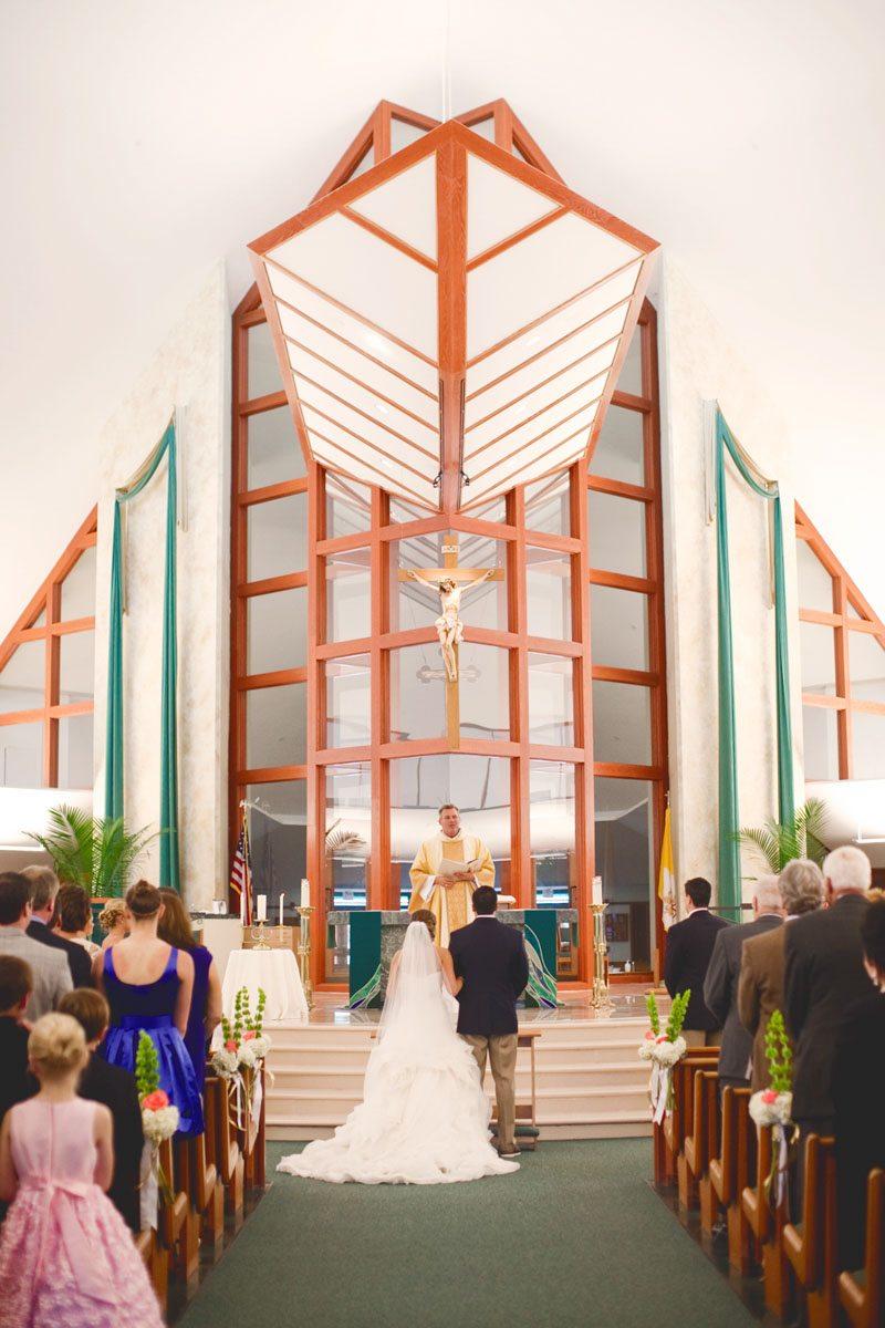 jupiter church ceremony