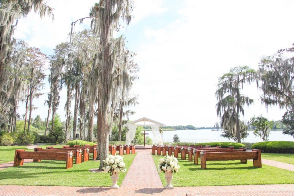 Cypress Grove Estate House Wedding Venue In Orlando Fl