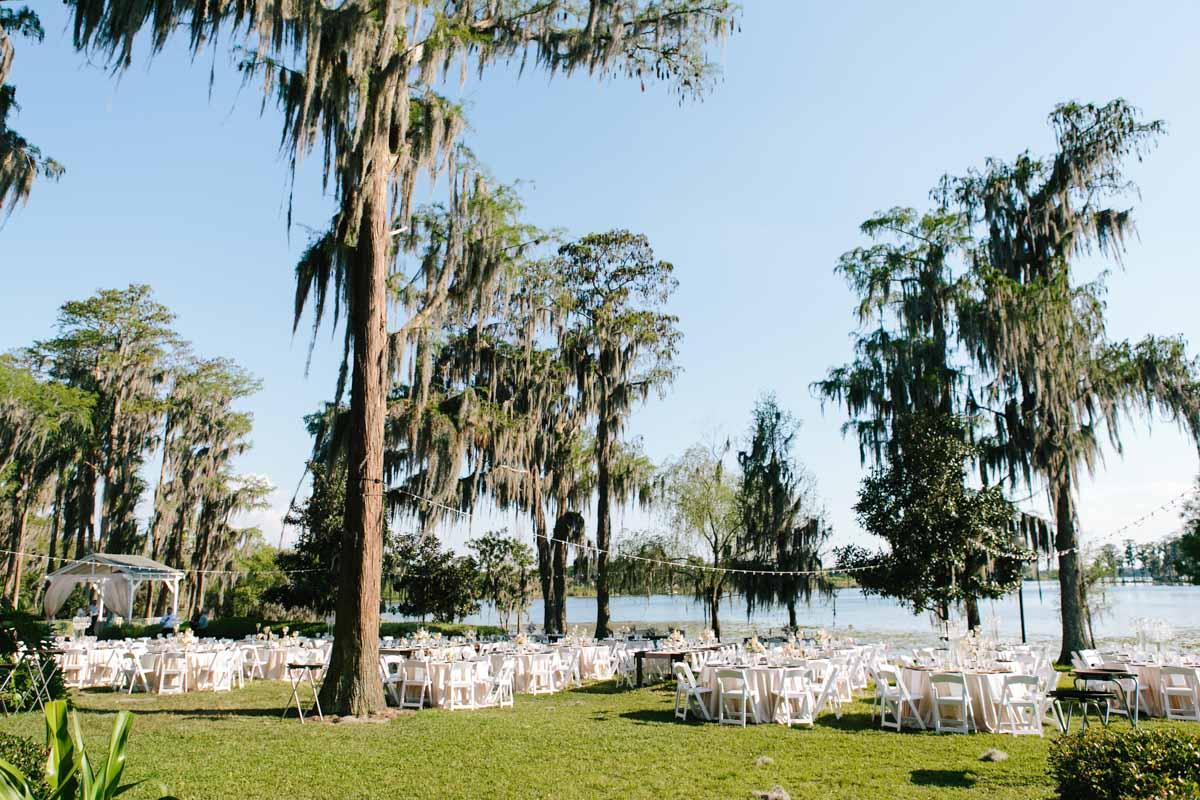Wedding Venue Orlando Florida Estate House Cypress Grove
