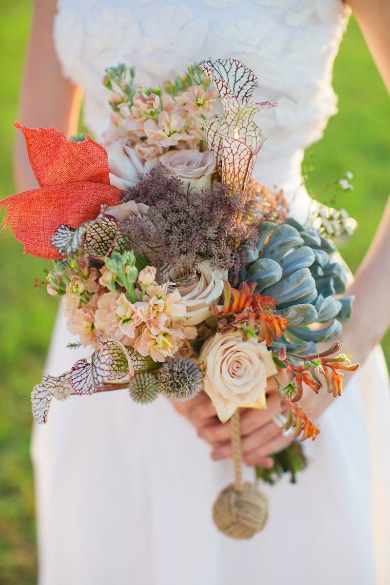 Bridal Bouquet - Izzy Hudgins Photography