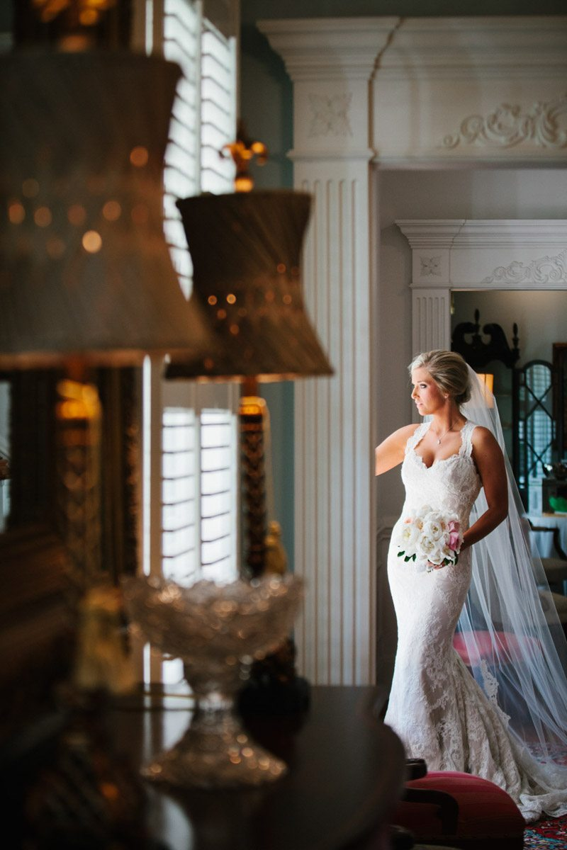 _Bride Before Ceremony - Mark Williams Studio