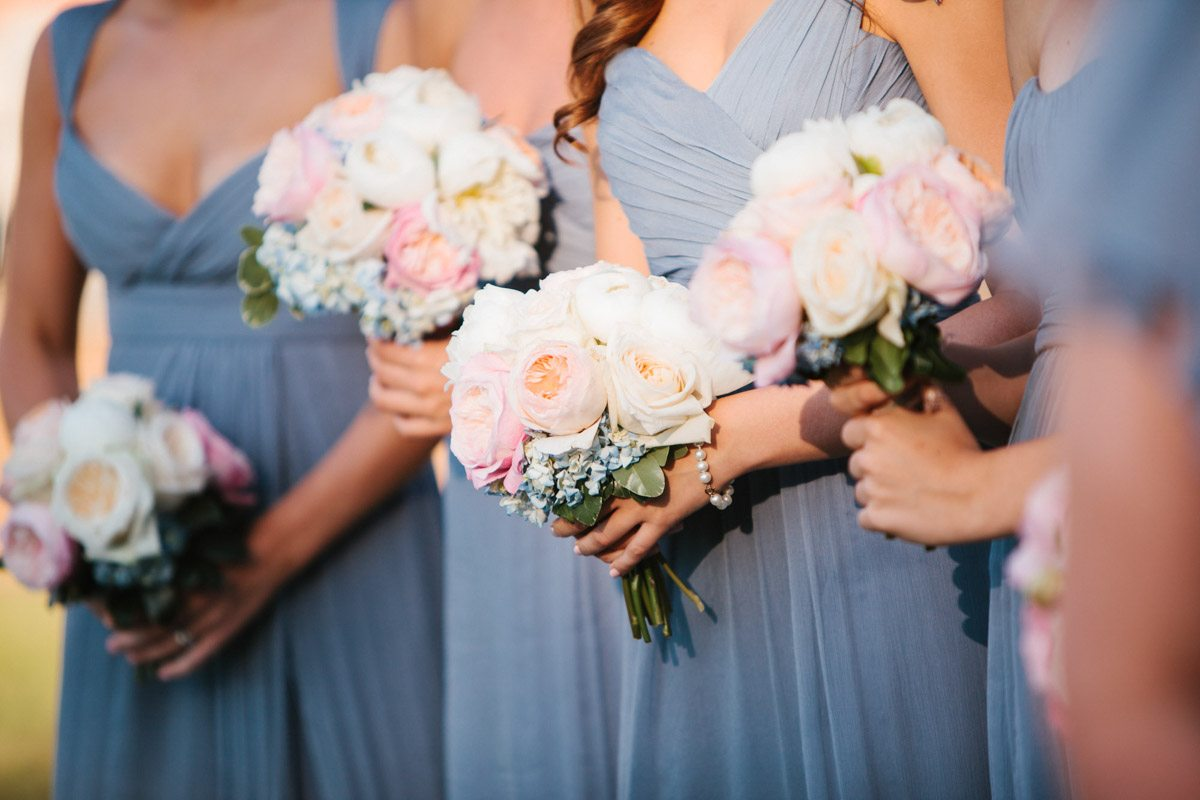 _Bridesmaids Bouquets - Mark Williams Studio