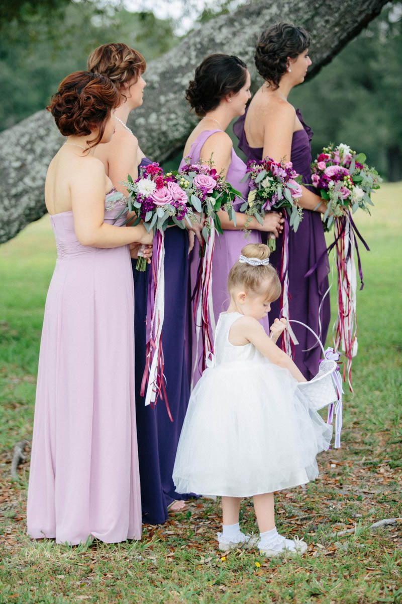 _Bridesmaids and flower girl during ceremony Obert_Taylor_Ais_Portraits_AisPortraitsBryanTori230