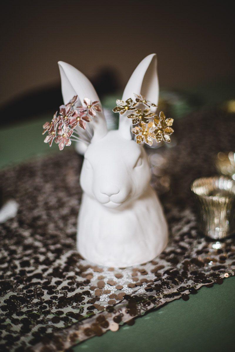 Bunny centerpiece