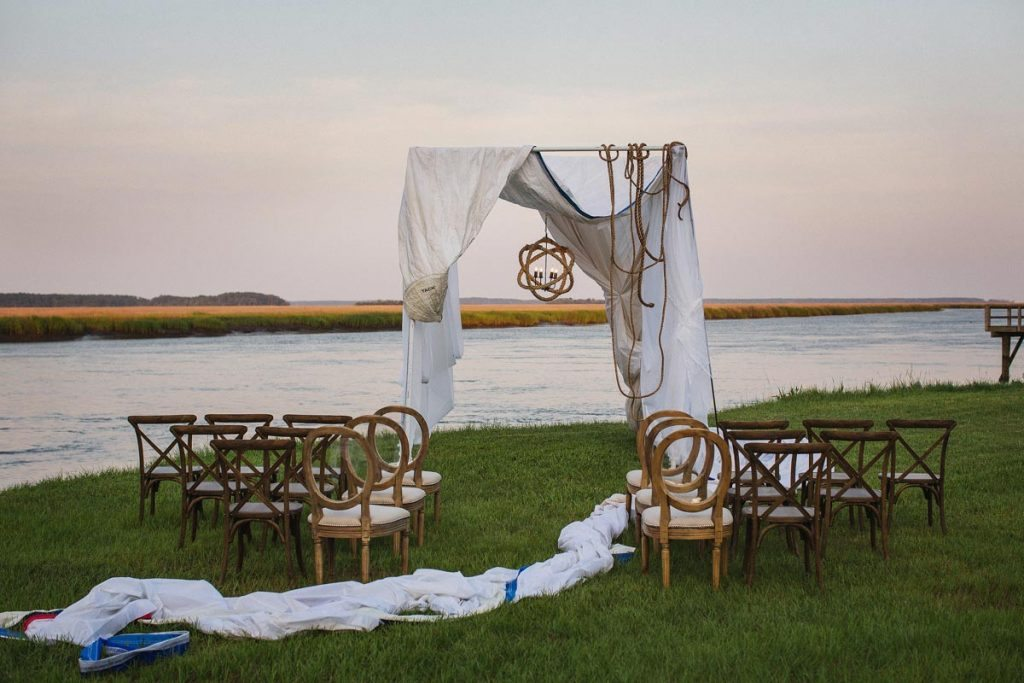 Ceremony Venue Feature Shot - Izzy Hudgins Photography