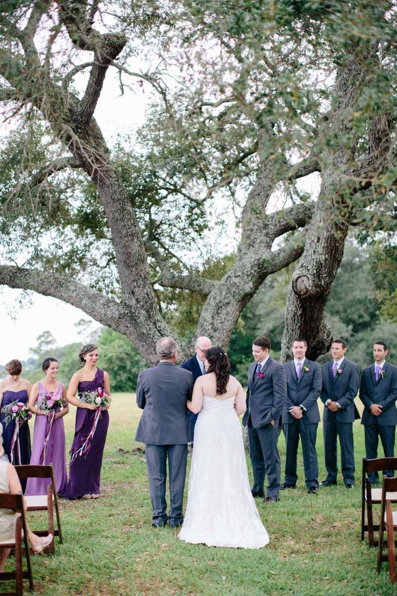 _Ceremony close up of father walking bride down the aisle Obert_Taylor_Ais_Portraits_AisPortraitsBryanTori218