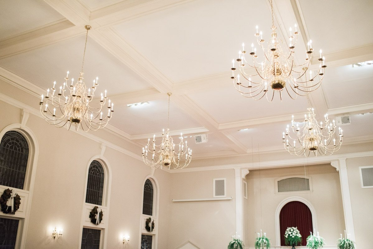 _Chandelier and white ceiling Collins_Gleaton_Still_Co_StillCo126