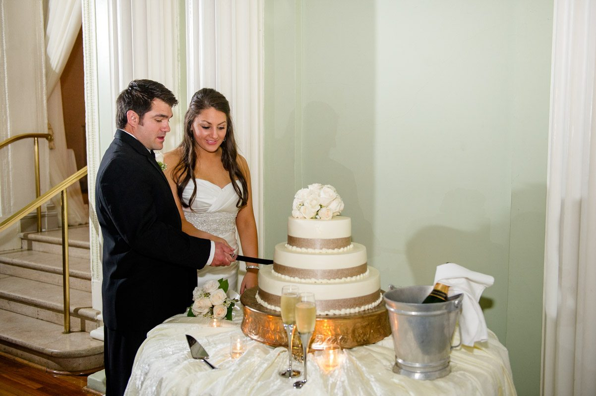 Cutting the Cake - Paris Mountain Photography
