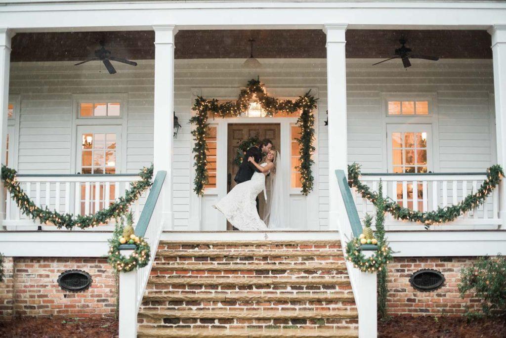 _Dipping bride on the front porch Collins_Gleaton_Still_Co_StillCo73