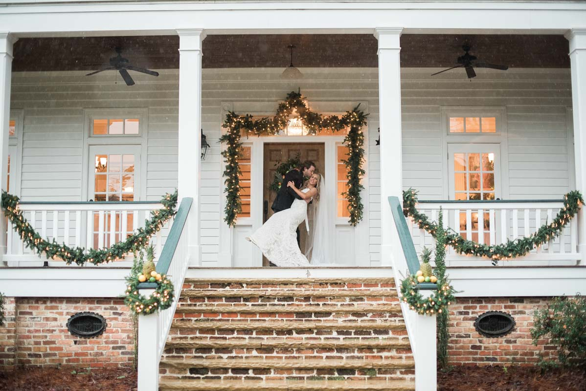 _Dipping bride on the front porch Collins_Gleaton_Still_Co_StillCo73