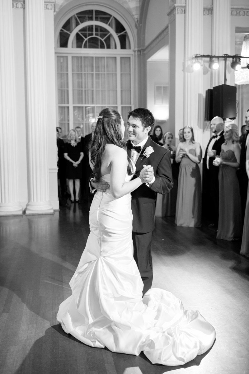 First Dance - Paris Mountain Photography