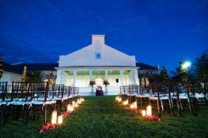 Outdoor-wedding-ceremony-site-Palmetto-Club-Fishhawk-Ranch-venue-Tampa-Florida