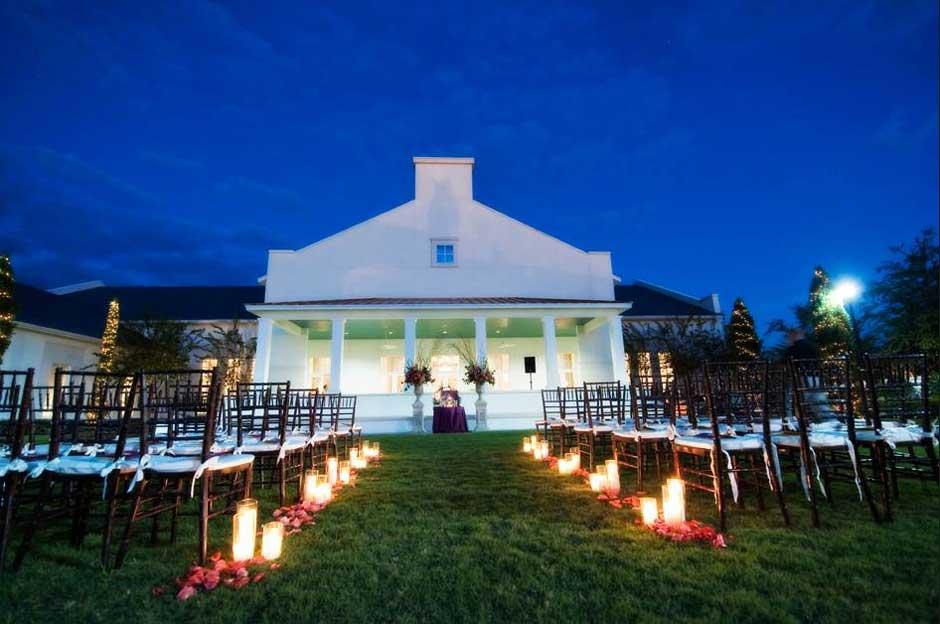 Palmetto club fishhawk ranch wedding venue in tampa fl for Fish hawk ranch
