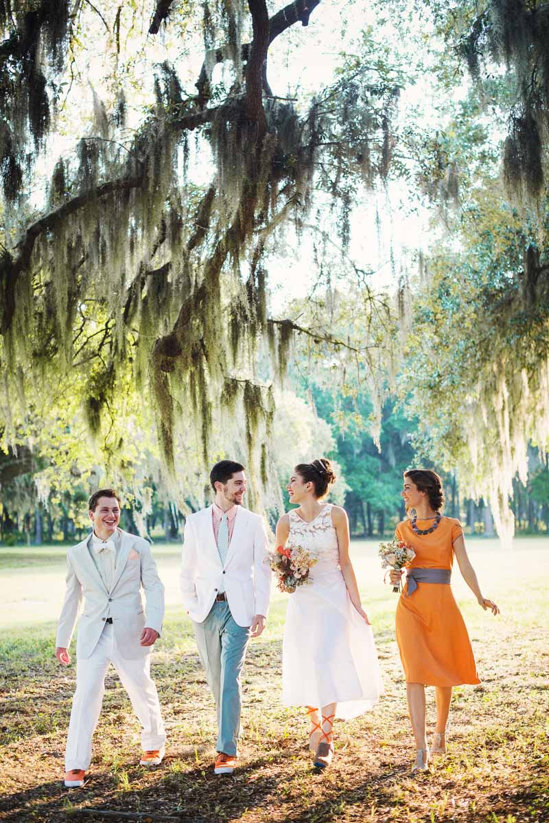 Wedding Party - Izzy Hudgins Photography