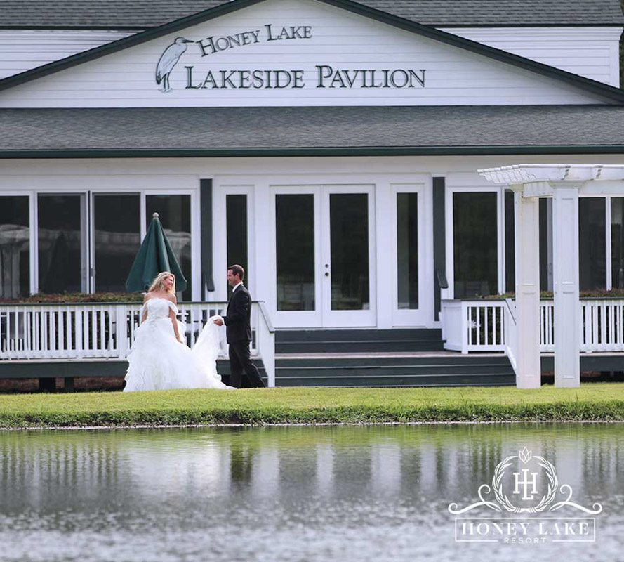 Honey Lake Resort Tallahassee Waterfront Wedding Venue