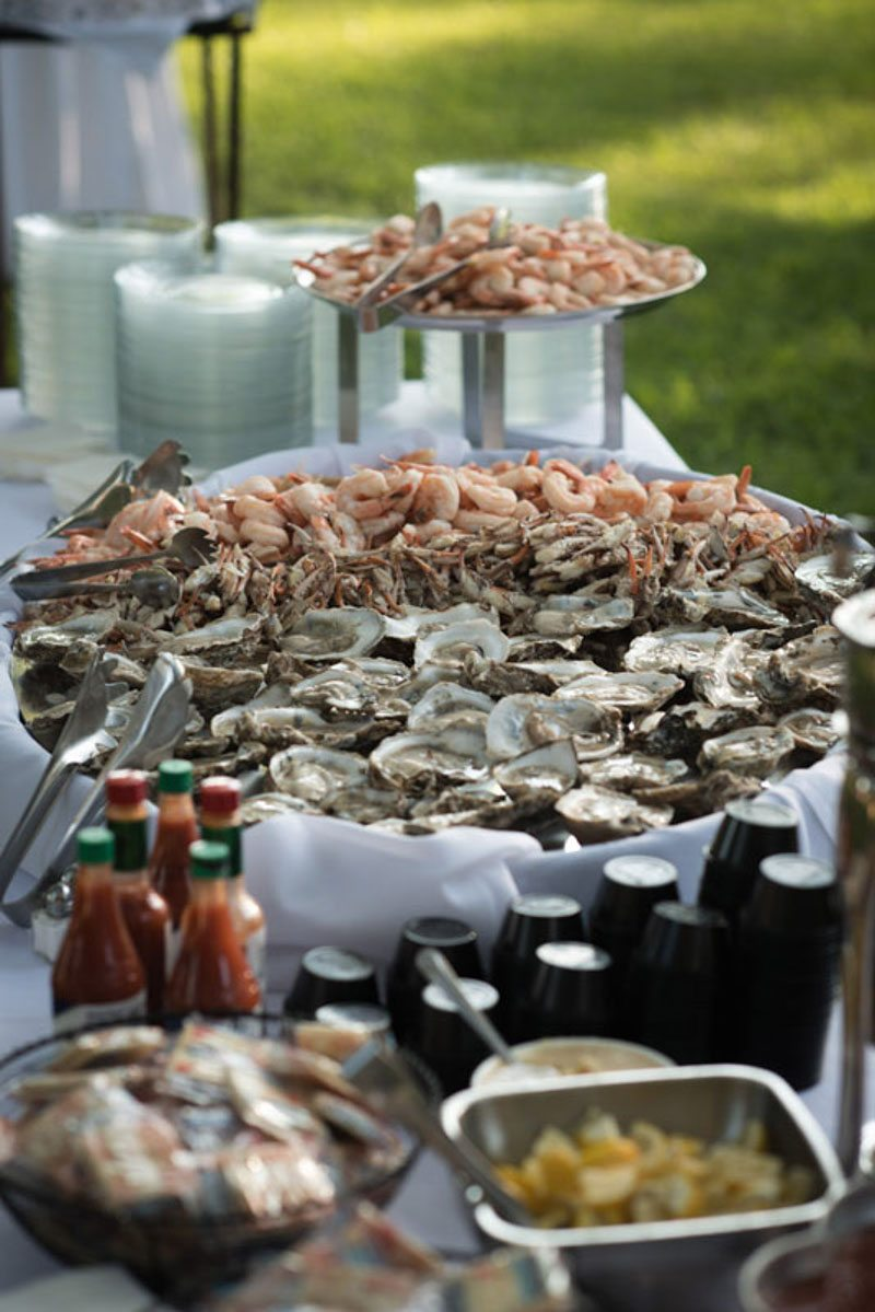 Tallahassee wedding caterer andrew's catering